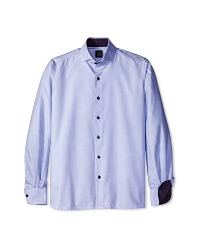 Ike Behar Men's Stripe Sportshirt