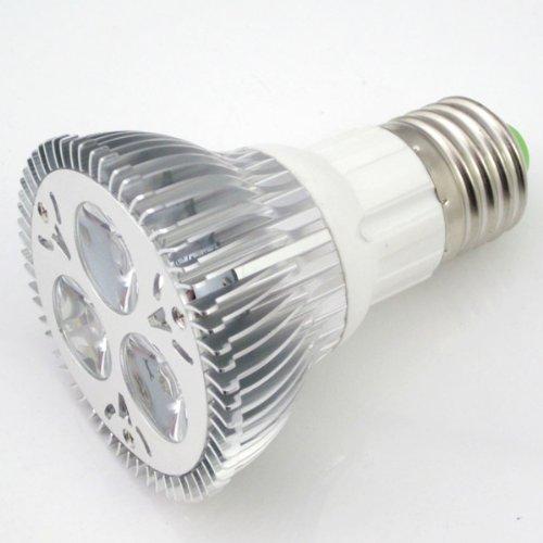 Lemonbest® Energy Saving 9W Par20 Led Bulb Spotlight Flood E27 Base Cool White 6000K 110V