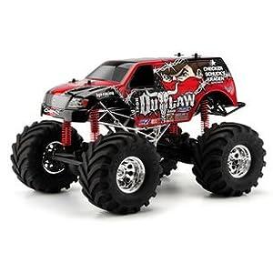 Iron Outlaw 4x4 Body: Wheely King