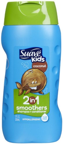 Suave Kids 2-in-1 Shampoo & Conditioner - Cowabunga Coconut - 12 oz - 1