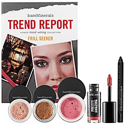 bareMinerals Trend Report Set: Frill Seeker ($53