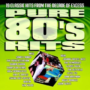 Various Artists - Pure 80's