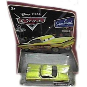 Cars: Ramone (Yellow)