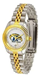 Kent Golden Flashes Suntime Ladies Executive Watch - NCAA College Athletics