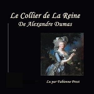 Le Collier de la Reine Audiobook