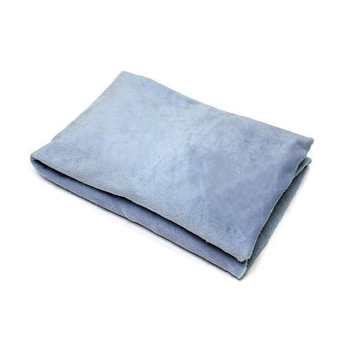 Koala Baby Pack & Play Plush Sheet - Light Blue - 1