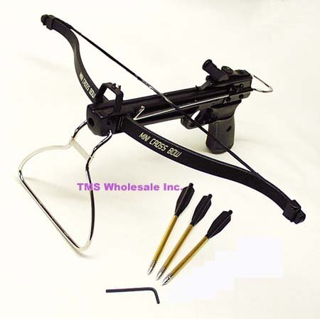 80 Pound Pistol Crossbow