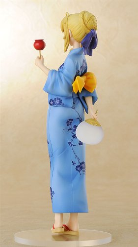 Fate/stay night セイバー 浴衣ver. (1/8スケール PVC製塗装済み完成品)