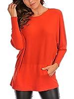 Anouska Jersey Tina (Naranja)