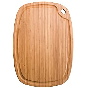 Totally Bamboo Extra Large Greenlight Cutting Board