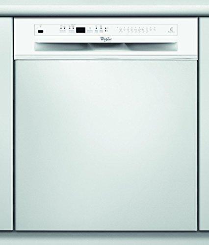 Whirlpool ADG8773A++PCTRWH lave-vaisselle - lave-vaisselles (Semi intégré, A, A++, Blanc, A, Delicate, Économie, Intensif, Rapide)