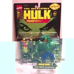 Amazon.com: The Incredible Hulk Transformations Hulk 2099 ...