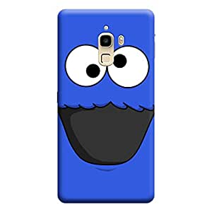 LeEco Letv Le 2 Cookie Monster Premium Designer Polycarbonate Hard Back Case Cover with full Protection