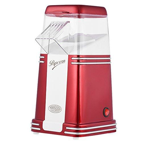 Nostalgia RHP310 Machine à Popcorn Electriques Domestiques Rétro