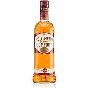 SOUTHERN COMFORT Bourbon and Peach Liqueur 70cl Bottle: Amazon.co.uk ...