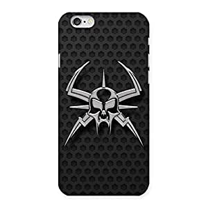 Skull Fission Back Case Cover for iPhone 6 6S