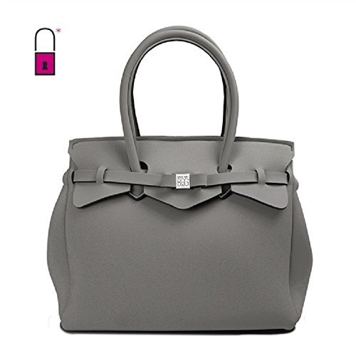BORSA DONNA IN LYCRA METALLIZZATA SAVE MY BAG