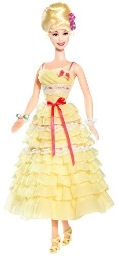 Mattel-Barbie-Grease-Girls-Frenchy-by-Barbie