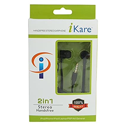 iKare-In-Ear-Headset
