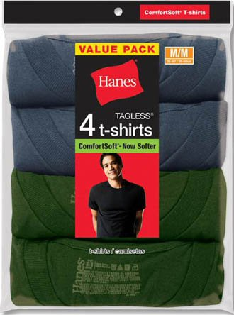 Hanes Comfort Soft Dyed Crew Camo Collection