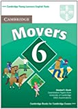 Cambridge Movers 6, Student's Book (0521739365) by Cambridge University Press
