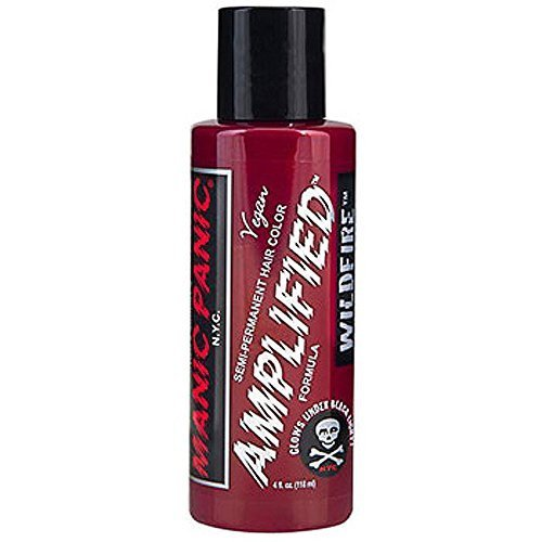 MANIC PANIC Amplified Semi-Permanent Hair Color - Wildfire
