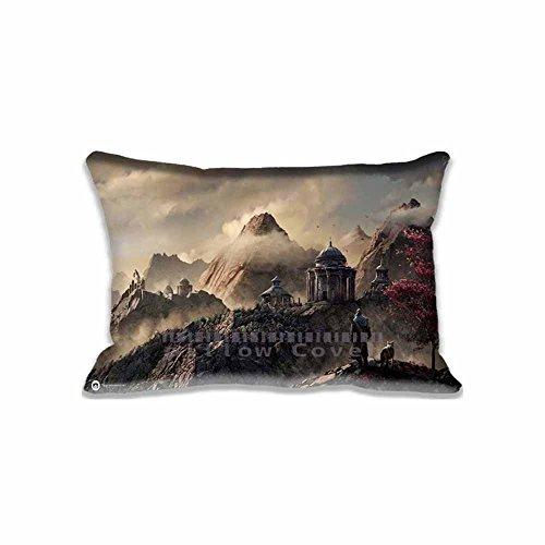 custom-design-aegon-pillow-cases-zippered-standard-queen-size-artistic-pillowcase-20x30inch-fantasy-
