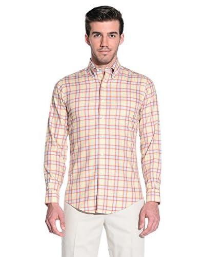 Brooks Brothers Camicia Uomo [Multicolore]