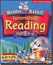 Reader Rabbit Reading Ages 4-6