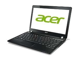 "Acer Aspire One 725-C704G504ckk Netbook 11,6"" (29,4 cm) AMD E series 500 Go 4096 Mo AMD Radeon HD 6290 Windows 8 Noir"
