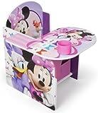 ディズニー ミニーマウス 一体型 テーブル&チェアセット 【85663】 [並行輸入品]