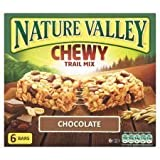 Nature Valley Chewy Trail Mix Chocolate 6 X 30G