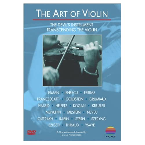 纪录片The Art of Violin - DVD - Enya - Enya 的芭蕾世界