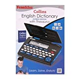 Franklin DMQ221 Collins English Dictionary with Thesaurus