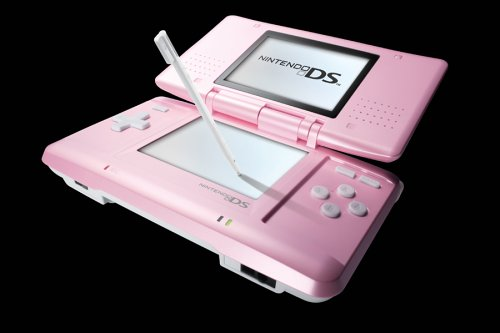nintendo ds konsole pink. Black Bedroom Furniture Sets. Home Design Ideas