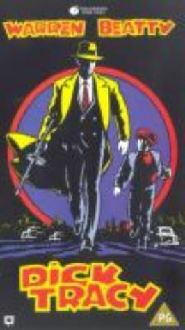 Dick Tracy [DVD] [1990]