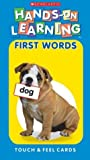 echange, troc Gerver Jane - First Words: Touch & Feel Cards