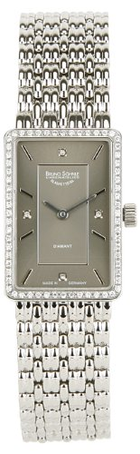 Bruno Söhnle Maker Ladies Analogue Quartz Watch Silver 17-13131-892