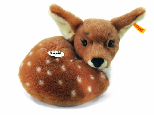 Steiff Rieke Laying Fawn front-729142