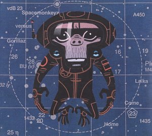 Amazon Com Space Monkeys Vs Gorillaz Laika Come Home Music