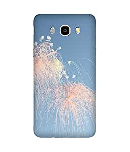 Pastel Burst Back Cover Case for Samsung Galaxy J5