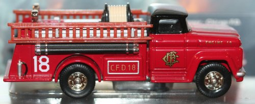 1966 GMC Fire Pumper Chicago
