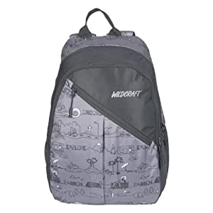 Get 30% Off On Wildcraft Sport LD 33 liters Grey Casual Backpack