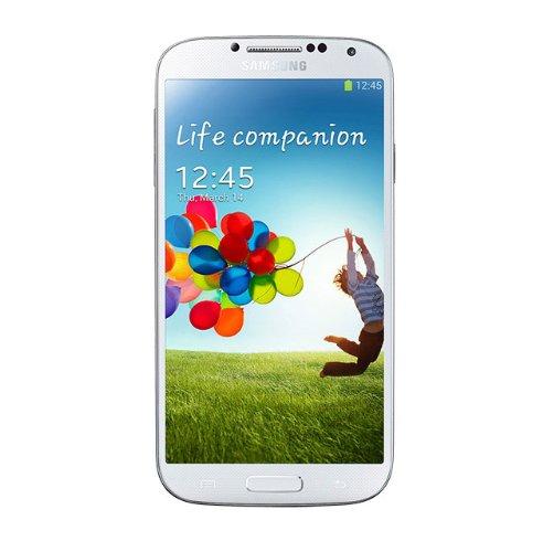 Samsung Galaxy S4, Bianco [Italia]