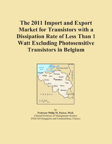 The 2011 Import and Export Market for Transistors with a Dissipation Rate of Less Than 1 Watt Excluding Photosensitive Transistors in Belgium