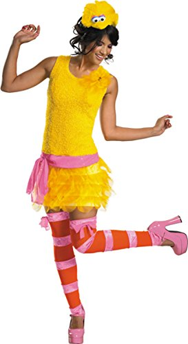 Morris Costumes Big Bird Sassy Female 8-10