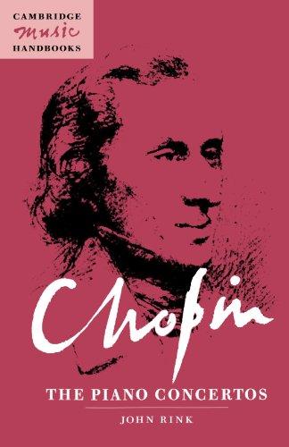 Chopin: The Piano Concertos (Cambridge Music Handbooks)