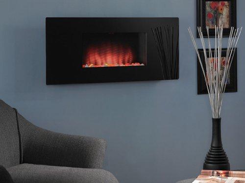 Zen Wall Mounted Electric Fireplace