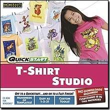 QUICKSTART T-SHIRT STUDIO
