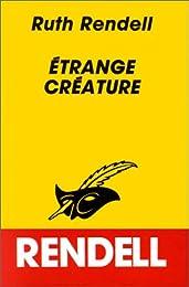Étrange créature